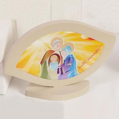 Immagine di Icona piccola Sacra Famiglia